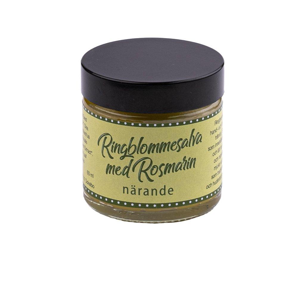 Ringblommesalva med Rosmarin, 60 ml